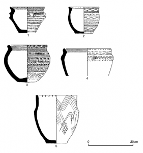 Bronze Age Food vessels