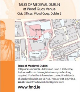 Tales of Medieval Dublin