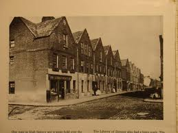 Dublin S Lost Buildings The Dutch Billy Irish Archaeology