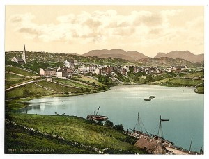 Clifden old photo