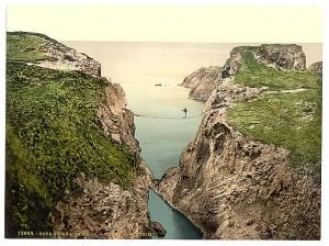 Rope bridge Antrim