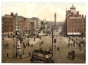 O'Connel Street, Dublin