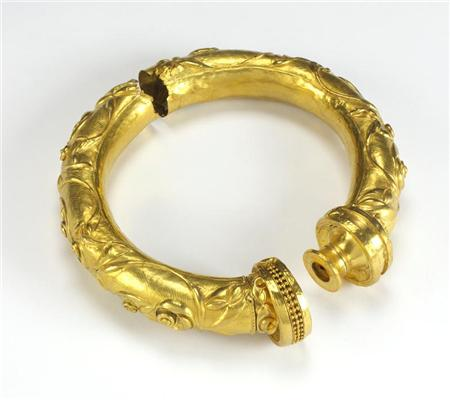 Iron Age torc, Broighter