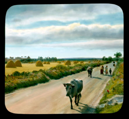 Photographs Of Ireland In The 1930s The Past Is A Foreign