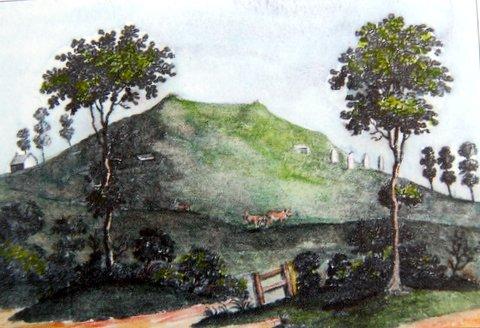 Newgrange 18th century