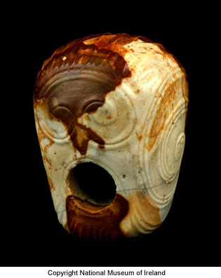 Knowth macehead ireland