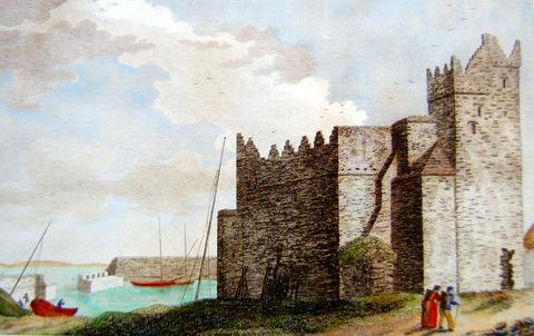 Slade castle 1