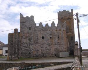 Slade castle, The Hook