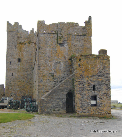 Slade Castle, Wexford