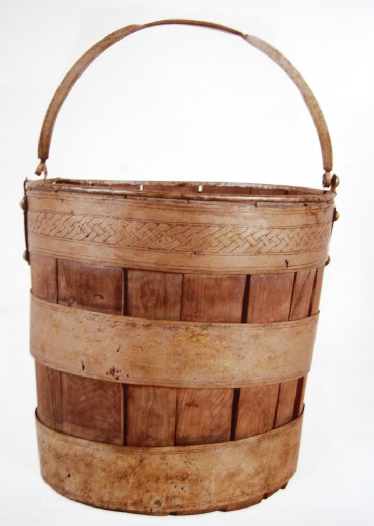 Derreen Bucket, Early Medieval