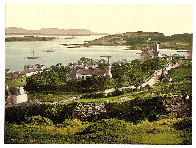 Killybegs. County Donegal, Ireland