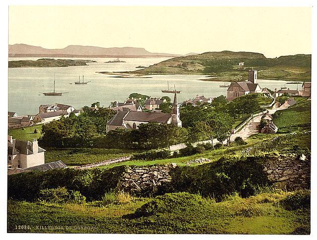 Killybegs. County Donegal, Ireland