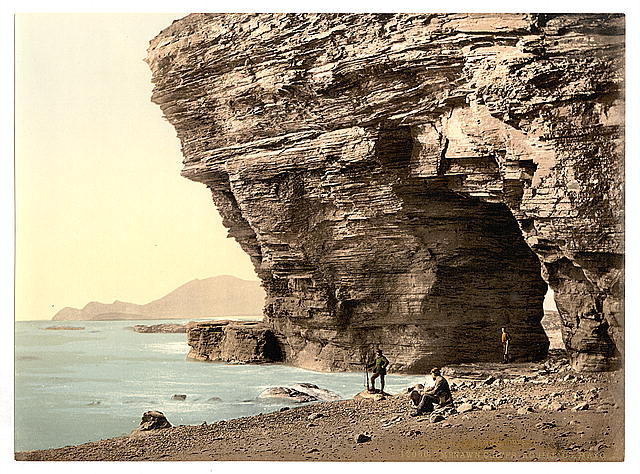 Menawn Cliffs, Achill, County Mayo