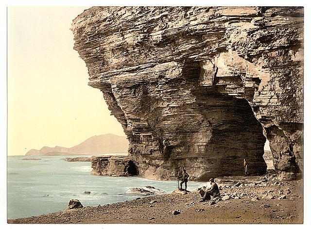 Menawn Cliffs, Achill, County Mayo