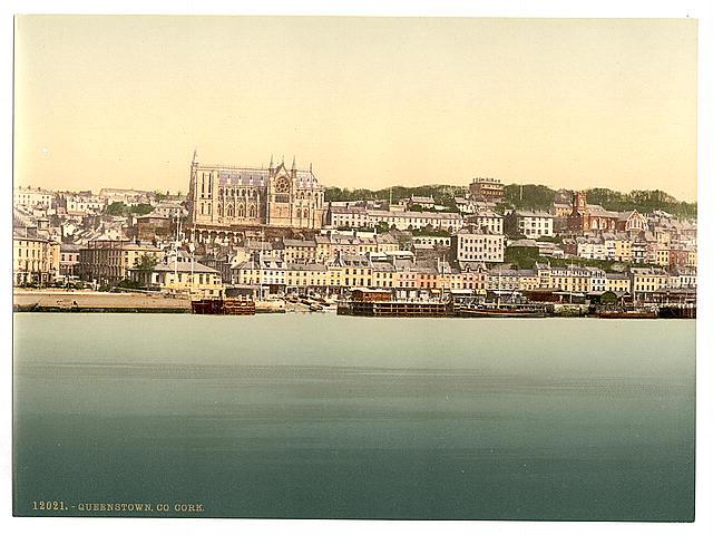 Queenstown. County Cork, Ireland