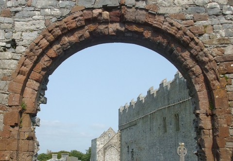 Ardfert cathedral, Kerry