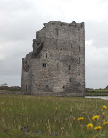 Carrigafoyle Castle, Co. Kerry