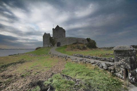 Dungauire Castle, Ireland