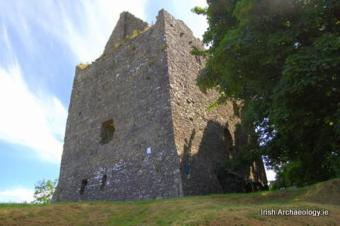 Dunmore castle