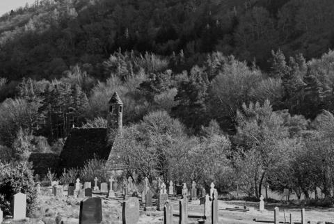 Glendalough BW