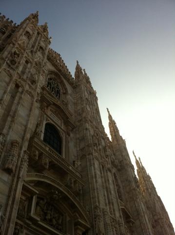 Il Duomo, Milan