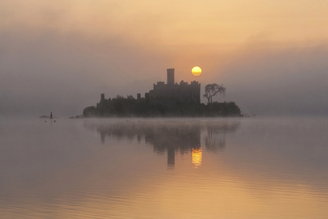 castle island, lough Key