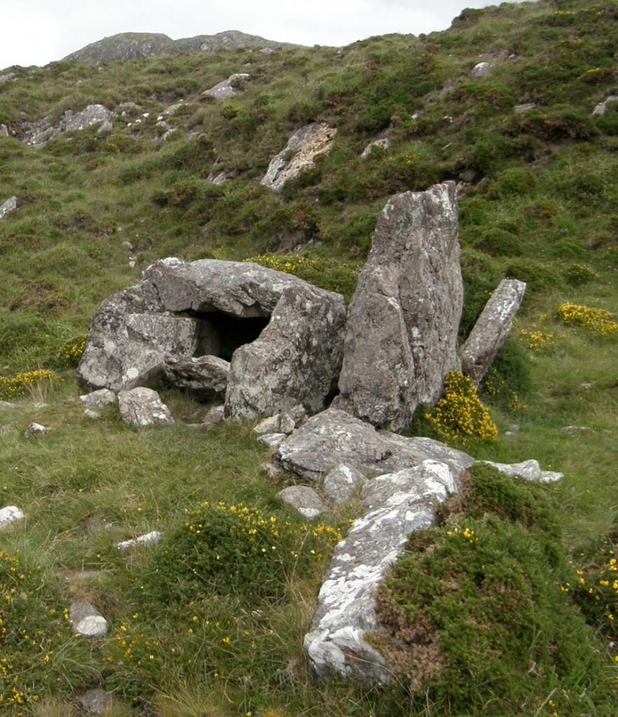 prehistoric tomb galway
