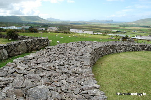Early medieval fort, kerry