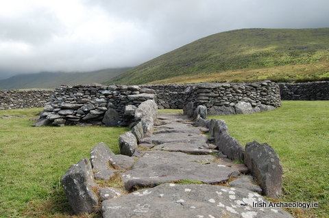 Irish fort