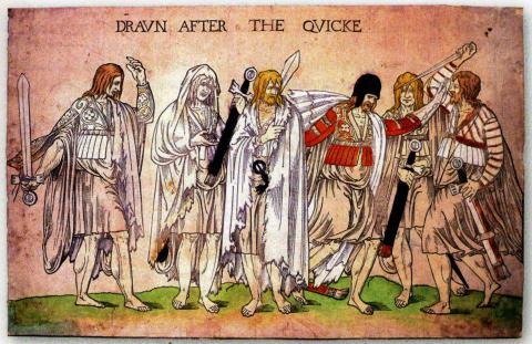16th century Irish warriors-001
