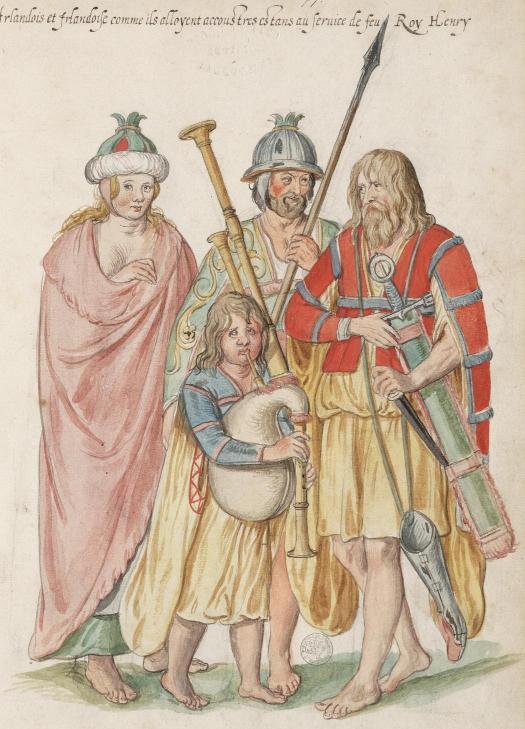 16th century Irish