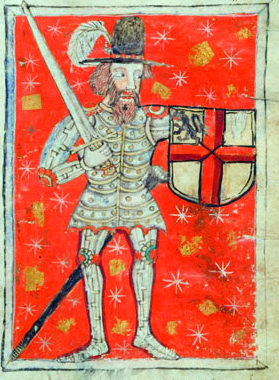 16th century knight