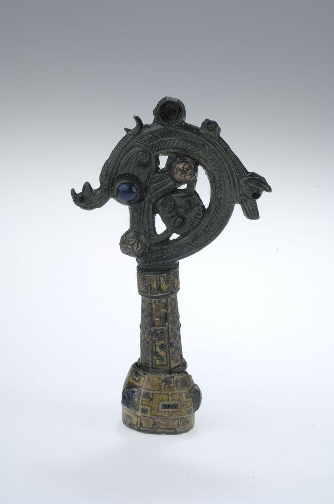Irish crozier helgo