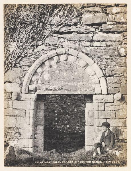 Ballysadare church