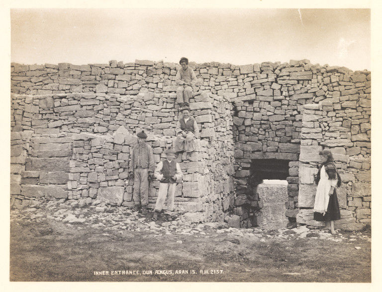 Dun Aengus 19th century