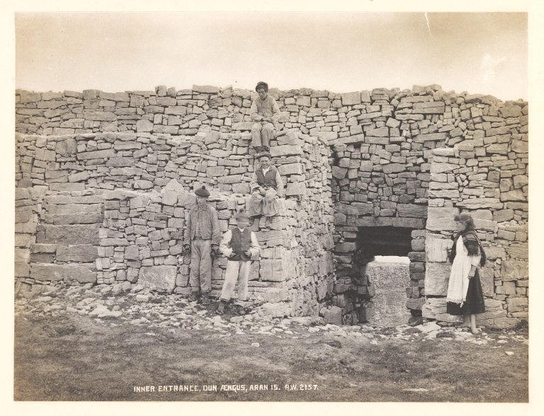 Dun Aengus 19th century