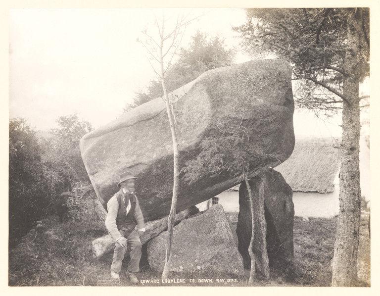 Goward dolmen down