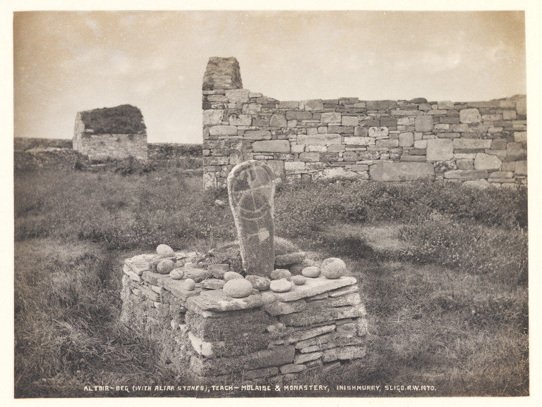 Inishmurry cross