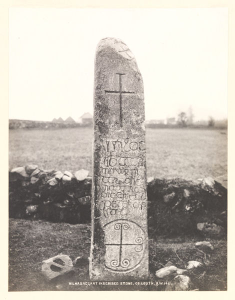 Kilnasaggart cross slab