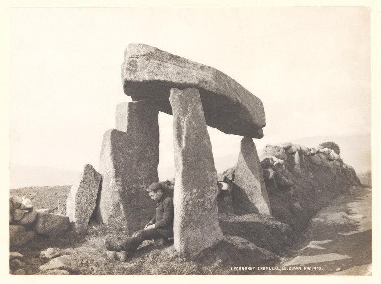 Legananny tomb