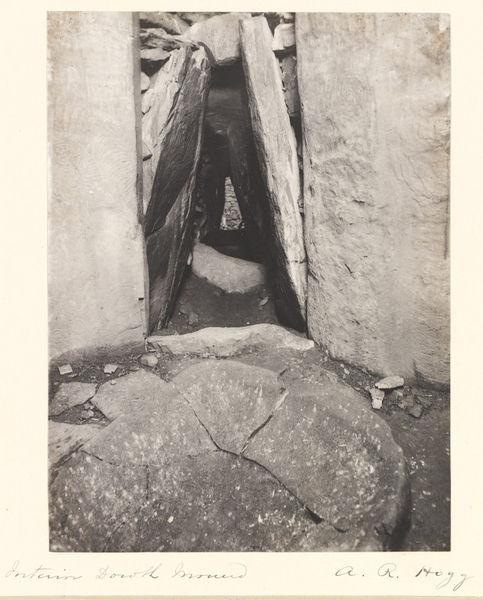 Dowth chamber
