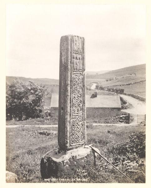 Boho cross base, Enniskillen