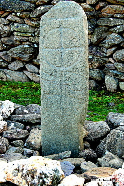 Gallarus cross