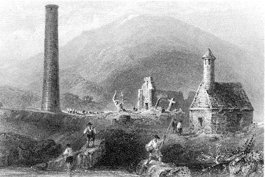 Glendalough 19th century