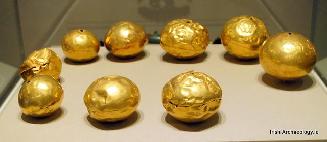 Tumna gold balls