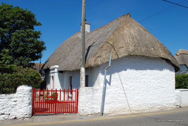 thatched cottage wexford