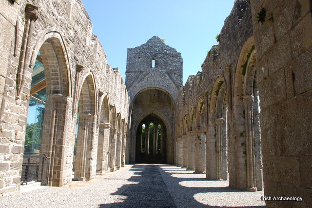 Boyle Abbey Roscommon