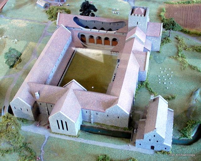 Boyle Abbey model