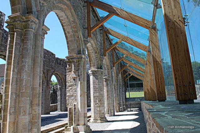 Boyle medieval abbey