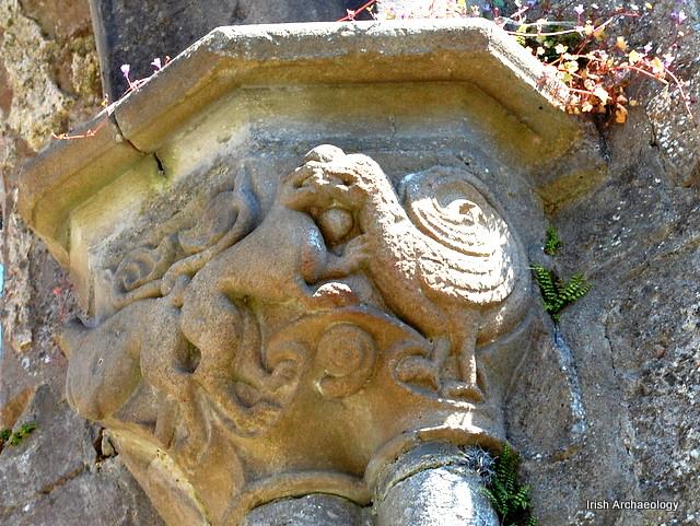 Medieval capital boyle Abbey 1